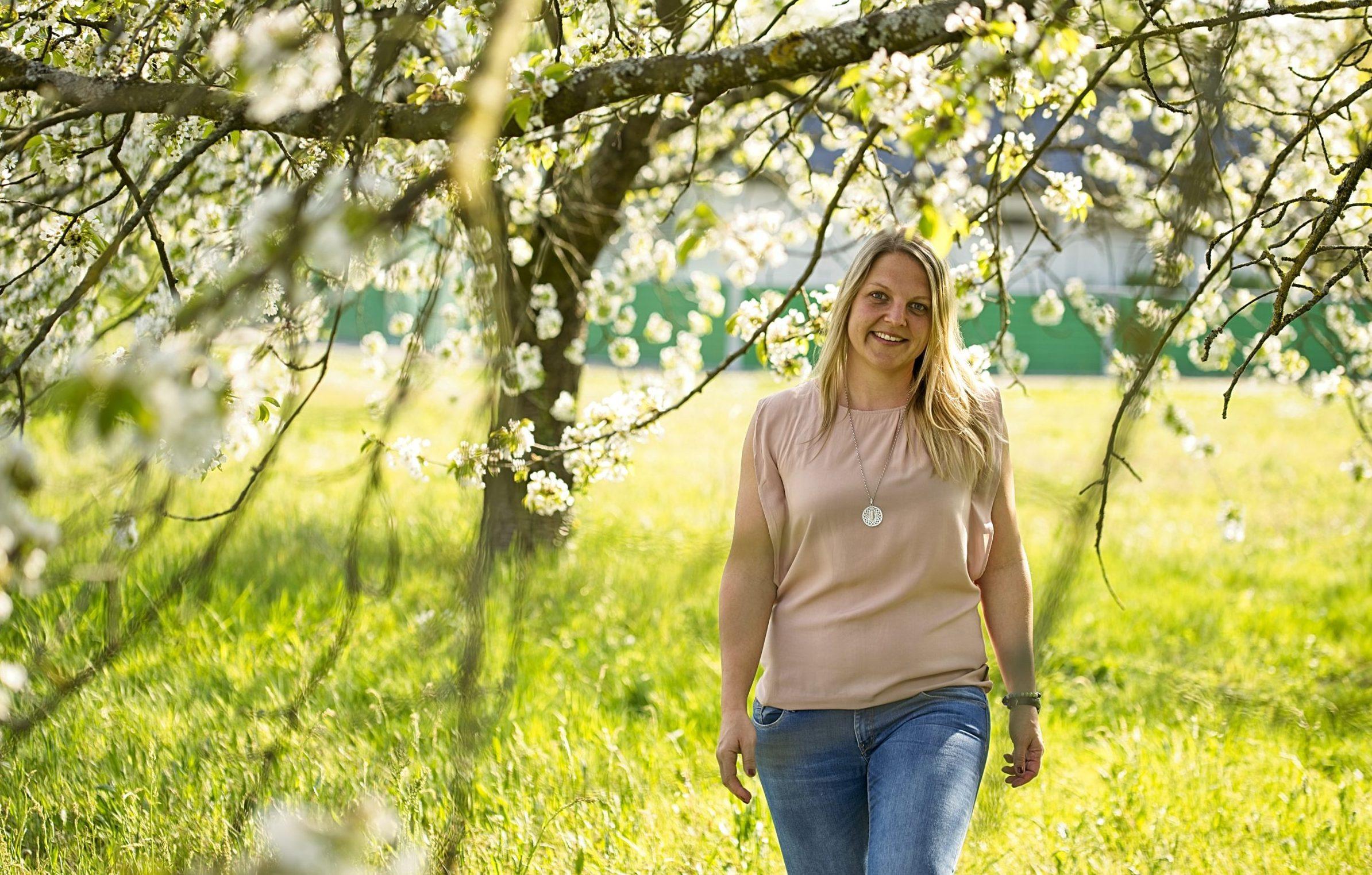 Portrait Jessica Spinner - Reiki, Quantenheilung, NLP, Meditation und Hypnose in Offenburg und der ganzen Ortenau
